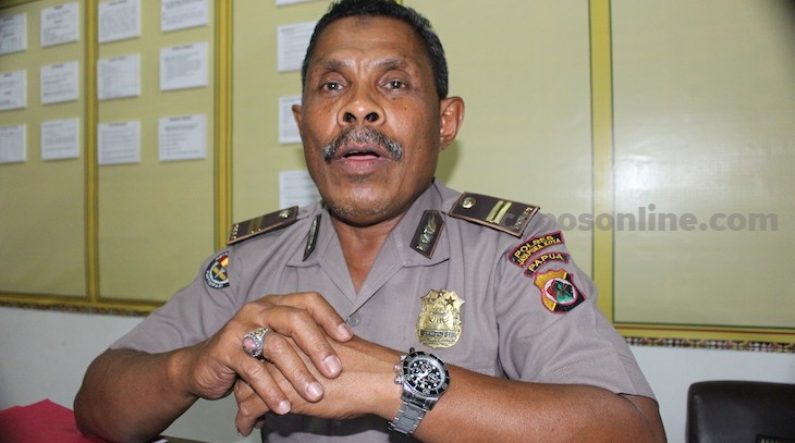 Polisi Buru Pelaku Pembunuhan Guru SMKN 3