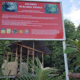 Kawasan Konservasi Terus Terjamah