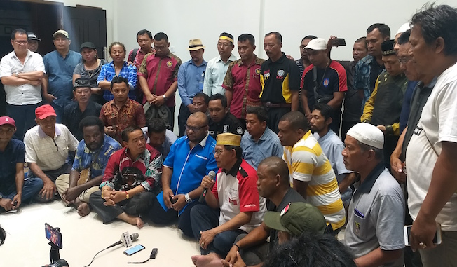 Paguyuban Se Papua Tolak Rasisme Bagi OAP