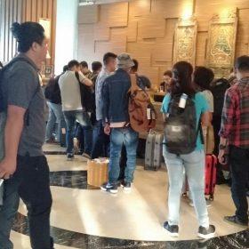 BPJS Ketenagakerjaan Banuspa Gelar Press Gathering