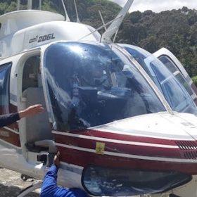 KKB Berulah, Tembak Helikopter di Kabupaten Puncak